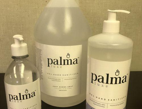Palma™ 80% Alcohol Hand Sanitizers